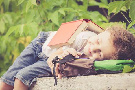 4 pistes pour des enfants zen (et reposés) à la rentrée ! - Zen et Organisée Le blog ! | Relaxation Dynamique | Scoop.it