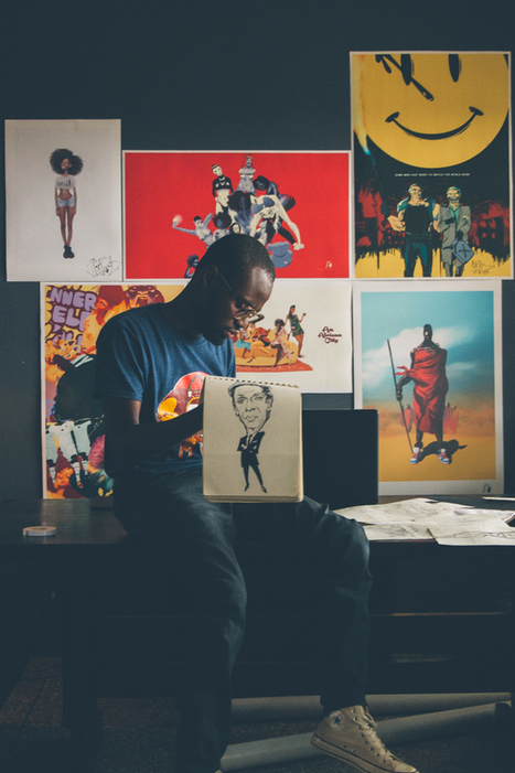 Signatures Magazine Is Proudly Putting Ghanaian Creatives On The Map | Afrodizziak | Scoop.it