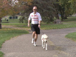 Blind Runner To Take On 10K At Walk To Stop Diabetes - CBS Denver | Reading, Writing, Growing - Books and Knowledge | Scoop.it