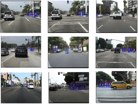 New Pedestrian Detector from Google Could Make Self-Driving Cars Cheaper | leapmind | Scoop.it