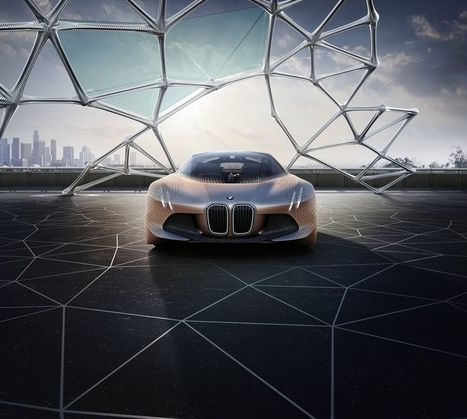 BMW's insane car of the future replaces dashboards with augmented reality   Future of electric cars   Scoop.it