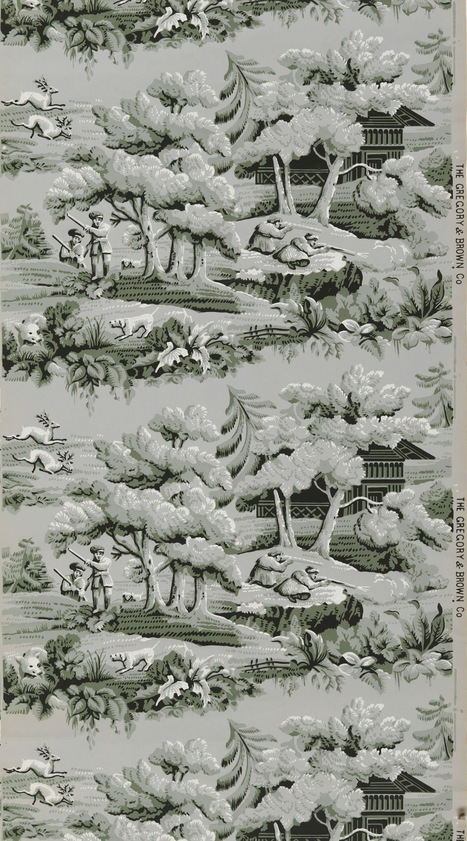 More Than 6,000 Wallpaper Designs Digitized | Digitization&Metadata | Scoop.it