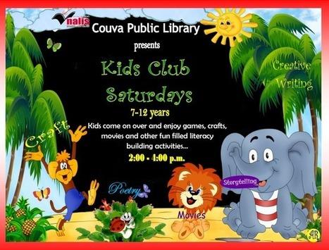 NALIS Kids Club Saturdays | Featured Events | Scoop.it