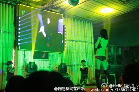 Funeral Strippers Are Focus of Crackdown in China   Criminology and Economic Theory   Scoop.it