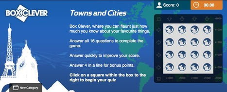 Towns and Cities Quiz | FCHS AP HUMAN GEOGRAPHY | Scoop.it