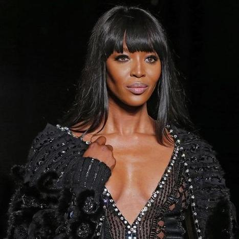 Naomi Campbell e Kate Moss retornam ao Brasil para evento beneficente | Cultura de massa no Século XXI (Mass Culture in the XXI Century) | Scoop.it