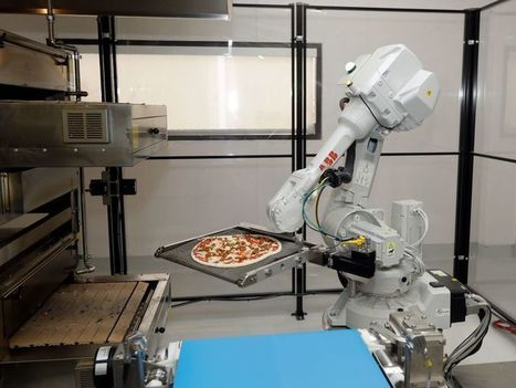 In an effort to cut costs and speed production, robots are helping make pizza | qrcodes et R.A. | Scoop.it