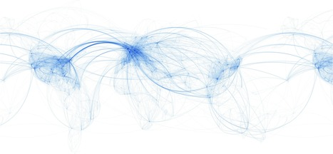 World_airline_routes.png (4000x1850 pixels) | #OntologíasdeloCartográfico | Scoop.it