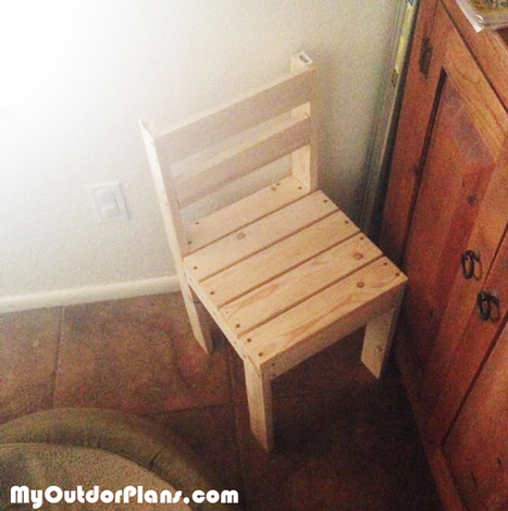 DIY Kids Time Out Chair | MyOutdoorPlans | Free Woodworking Plans and Projects, DIY Shed, Wooden Playhouse, Pergola, Bbq | Garden Plans | Scoop.it
