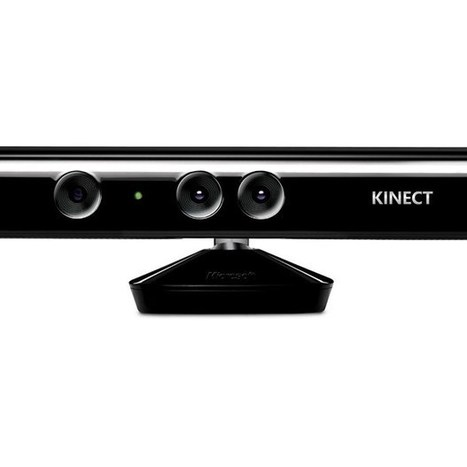 Updated Kinect for Windows software adds 3D scanning tricks - Wired.co.uk | Machinimania | Scoop.it