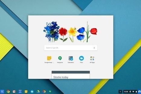 Google Now permet une meilleure recherche sur Chrome OS - BlogNT (Blog) | netnavig | Scoop.it