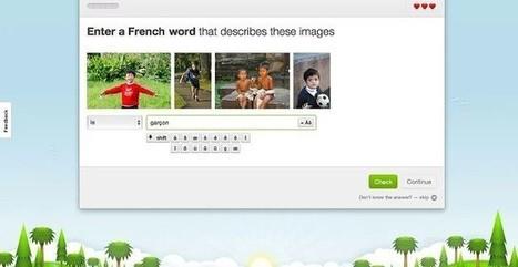 Extensión de Duolingo para Chrome para aprender idiomas   Arte y Tecnología   Scoop.it
