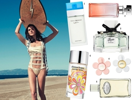 Our Tips For Choosing The Right Summer Perfume - Our Tips For   Products Review   Australia   Scoop.it