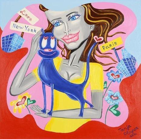 Worldwide famous Pop Art artists - Andy Warhol, Tanja Playner Modern Art - Contemporary Art | Artoy | Scoop.it