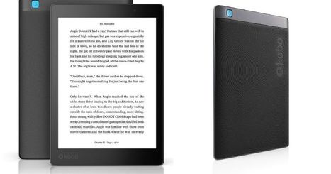 Kobo Aura One takes on the Kindle with a huge screen and water resistance | Mashable.com | Digital Book News | Scoop.it