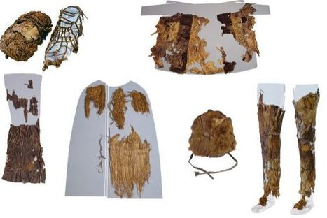 La ropa de Ötzi se hizo con cinco especies animales | Centro de Estudios Artísticos Elba | Scoop.it