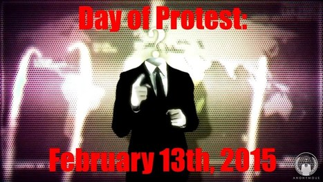 Anonymous - #OpDeathEaters | February, Friday 13th - YouTube | Anonymous Canada #Op Video | Scoop.it