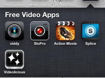 5 Free Video apps for iPhone Filmmakers | iFilmmaking | Scoop.it