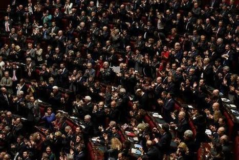 """Italy elects senior judge Sergio Mattarella as president   """"Scuola oggi""""   Scoop.it"""