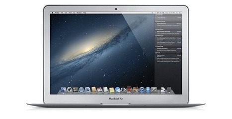 Mac OS X 10.8 Mountain Lion Video Previews   From the Apple Orchard   Scoop.it