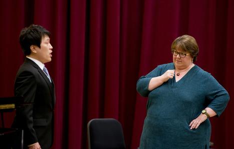 Renowned opera singer Jane Eaglen to join NEC faculty - The Boston Globe   OperaMania   Scoop.it