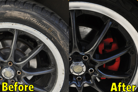 Exterior - Wheels and Tires - Greenway's Car Care Products | Car Care Products | Scoop.it