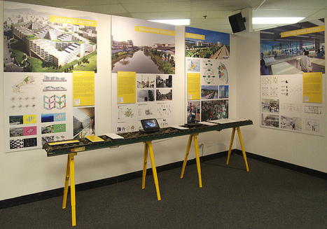Architecture: Three Exhibitions in New York City | Rendons visibles l'architecture et les architectes | Scoop.it