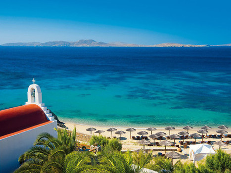 The 10 Best Party Beaches On Earth - Huffington Post | Travel To Mykonos | Scoop.it