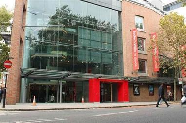 Sadler's Wells reopens for events after £7.3m refurbishment | New on the block... | Scoop.it