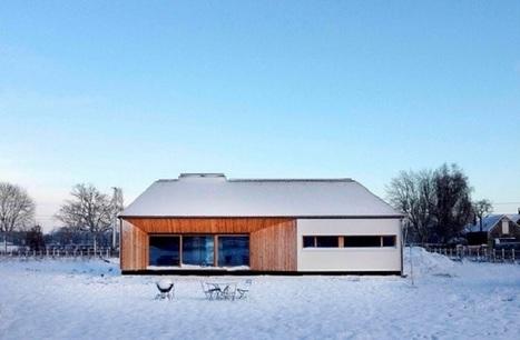 Leko Homes : une maison en bois écologique et connectée   Hightech, domotique, robotique et objets connectés sur le Net   Scoop.it