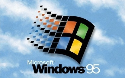 Windows95, cet OS qui nous a fait du mal il y a 20ans | Apple, IMac and other Iproducts | Scoop.it