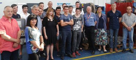 Saverdun: meilleur apprenti de France, le prix de l'excellence remporté par des élèves du Lycée des Métiers Tissié   Lycée des métiers Philippe Tissié à Saverdun (Ariège)   Scoop.it