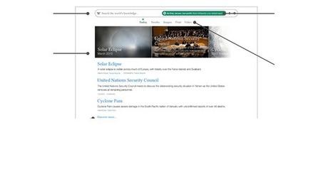 Un projet de moteur de recherche sème la discorde chez Wikipedia | Le Monde | Learning 2.0 ! | Scoop.it