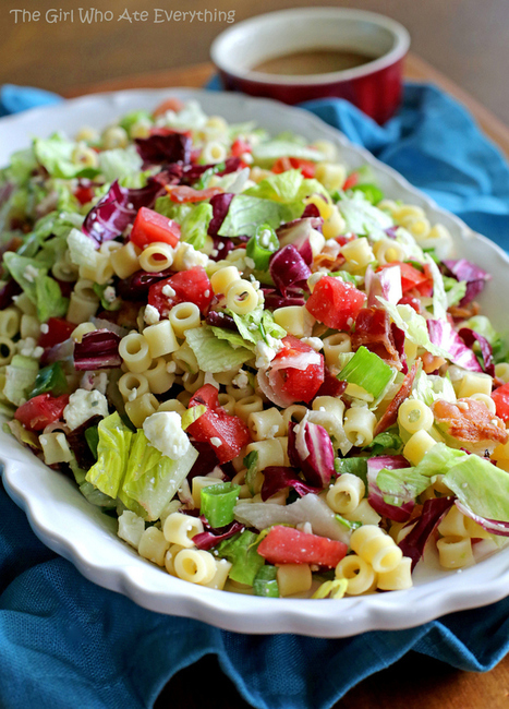 Portillo's Chopped Salad | Yummy... | Scoop.it