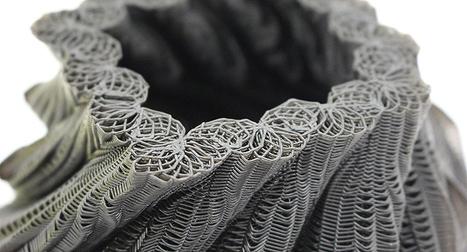 Cómo se ve una canción después de imprimirla en 3D | Creatividad en la Escuela | Scoop.it