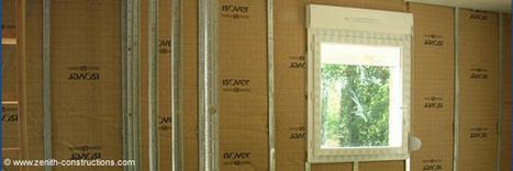 Les performances de deux isolants réunies en un seul – ETI Construction | Conseil construction de maison | Scoop.it
