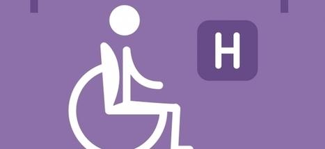 Action de sensibilisation au handicap à Alençon - Tendance Ouest Orne   Emploi&Handicap   Scoop.it