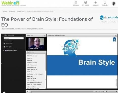 Webiners, nueva plataforma para organizar, divulgar y realizar webinars | El rincón de mferna | Scoop.it
