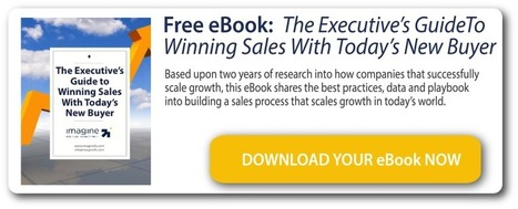 The Three Keys to Creating Scalable Sales Growth - Business 2 Community | lead generation | Scoop.it