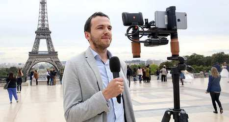 BFM Paris, nouvelle chaîne locale sur le modèle américain | DocPresseESJ | Scoop.it