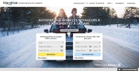 CHESSY un service de location de voiture entre particulier arrive en gare - Divers -MARNE-LA | VALLEE - 77info.fr | Val d'Europe | Scoop.it
