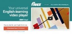 Apprendre les langues avec Fleex et Dulingo | Dolly Niquay | Scoop.it