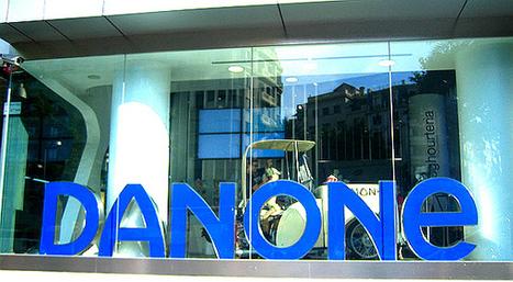 En difficulté en Chine, Danone publie ses résultats et se réorganise | Actualité de l'Industrie Agroalimentaire | agro-media.fr | Scoop.it