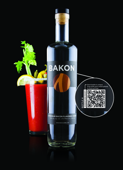 Digitally claim your liquor, the bacon flavored stuff | Tag 2D & Vins | Scoop.it