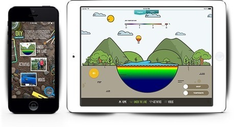 DIY Lake Science   Lawrence Hall of Science   iPads in Education   Scoop.it