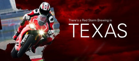 Ducati Red Storm Ride | Ductalk Ducati News | Scoop.it