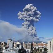 Spectaculaire éruption du mont Sakurajima au Japon | Sustain Our Earth | Scoop.it