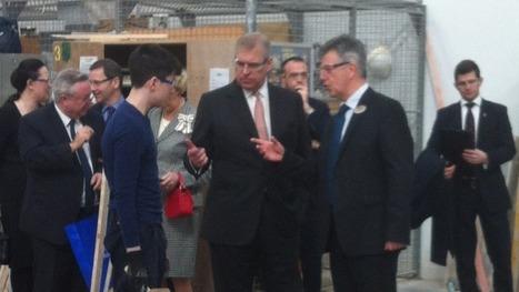 Duke of York to launch apprenticeship scheme | Apprenticeships | Scoop.it