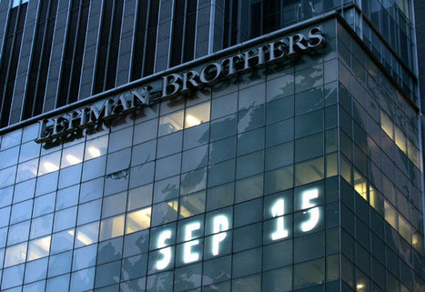 Revisiting the Lehman Brothers Bailout That Never Was | Valuation, M&A, Investments | Scoop.it