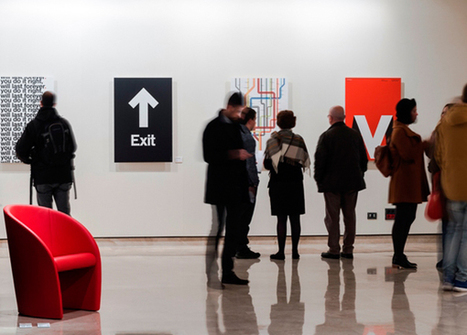 BCD - Disseny Hub Barcelona | Timeless Massimo Vignelli | design exhibitions | Scoop.it
